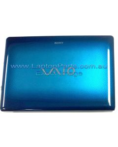 Sony Vaio VPC-EB26FG VPCEB26FG Replacement Blue Laptop LCD Back Cover A1766349A