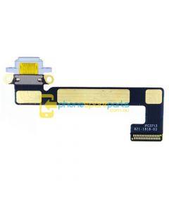 Apple iPad Mini 2 Charging Port Flex Cable White Need Soldering - AU Stock