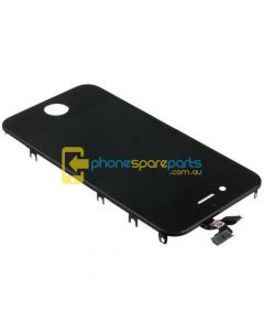 Apple iPhone 4 LCD and touch screen assembly Black LCD Display