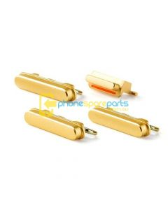 Apple iPhone 6 Plus Power Volume Mute Buttons Set Golden - AU Stock