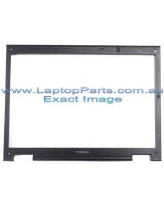 Toshiba Satellite A110-195 (PSAB0E-00F00KAR) Replacement Laptop LCD Bezel APZIW000800