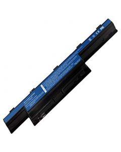Acer Aspire 4333 Battery SIMPLO AS10D Li-Ion 3S2P PANASONIC 6 cell 4400mAh Main COMMON ID:AS10D71 BT.00607.125
