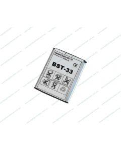 Sony Ericsson K800i W950i Z530i Z610i Z750i W880i W850i Replacement Battery BST-33
