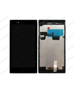 Sony Xperia Z Ultra C6802 XL39h Replacement Black Touch Screen LCD Display Assembly with Frame