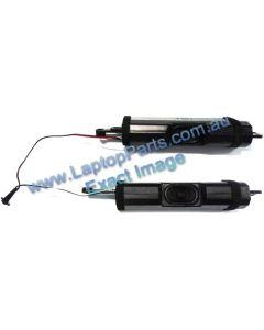 DELL INSPIRON 1520 1521 / VOSTRO 1500 Replacement Laptop SPEAKER SET CN-0KU925-72413-75V-3717 REV A00