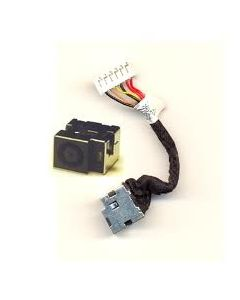 HP Compaq CQ60 Laptop DC Power Jack with Cable