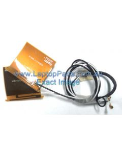 Toshiba Satellite A110-195 (PSAB0E-00F00KAR) Replacement Laptop WiFi Antenna Cable DC330006Y00