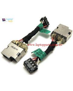 HP ENVY 15-k039tu K2N96PA DC-IN POWER CONNECTOR 762507-001