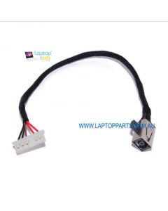 Dell Inspiron 14-3452 14-3000 14-3451 Replacement Laptop DC Power Jack with Cable