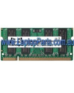 Apple PowerBook G4 17 Aluminum 1.33GHz A1052 Replacement  Laptop RAM / Memory Upgrade 1GB DDR2 RAM
