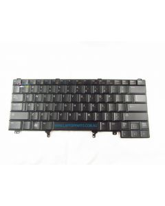 Dell Latitude E6420 E6220 E6320 E6230 Replacement Laptop US Keyboard No-Pointer PD7Y0 USED