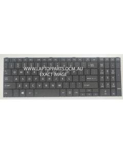 Toshiba Satellite Pro C50 (PSCLVA-001001) C50-B Replacement Laptop Keyboard KB FLAT US DARFON P000627900 K000889390 NEW
