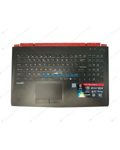 MSI MS-16J9 GP62 7RD-469AU Replacement Laptop Top Case with Keyboard and Touchpad E2P-6J10216-Y31 USED