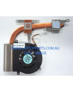 NEC Versa M370 FM370 Replacement Laptop CPU Heatsink Cooling Fan E31-0900210-F05 USED