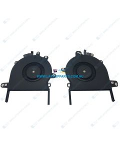 Apple MacBook Pro A1706 13 2016 Replacement Laptop CPU Cooling Fan Set (Left and Right)
