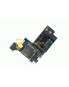 Galaxy Note 2 N7100 Sim Card Reader Flex Cable - AU Stock