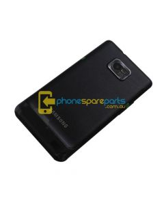 Galaxy S2 i9100 battery back cover Black