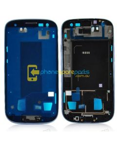 Galaxy S3 i9300 Middle Frame Grey / Silver