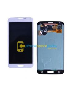 Galaxy S5 G900 LCD and Touch Screen Assembly White - AU Stock