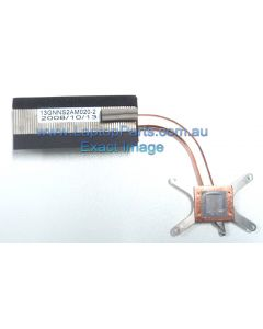 ASUS X58L Series Replacement Laptop Heatsink13GNNS2AM020-2 USED