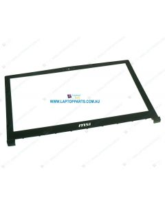 MSI GP63 MS-16P5 Leopard Replacement Laptop LCD Bezel 3076P1B213