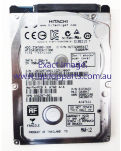 HP Envy Touchsmart 4-1121TU 320GB Hard Drive SATA 3GB/s With Recovery Image (drivers, OS) 645193-005 0J23483