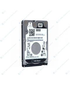 Western Digital (WD Black) Replacement Laptop 2.5inch 7200RPM 500GB SATA (HDD) Hard Drive