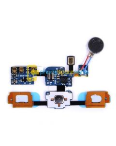 Home button cable with vibrator and microphone for Samsung Galaxy S i9000