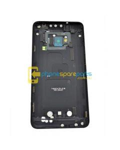 HTC One M7 801e Full Housing back cover Black