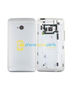 HTC One M7 801e Full Housing back cover White