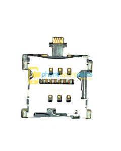 HTC One M7 801e sim card reader with flex cable