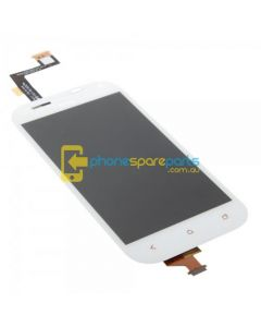 HTC One SV LCD and touch screen assembly White - AU Stock