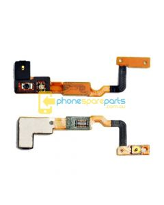 HTC One XL Power Button with Proximity Sensor Flex Cable - AU Stock
