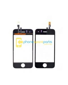 iPhone 3 / 3G Black Screen Assembly Screen and touch without home button