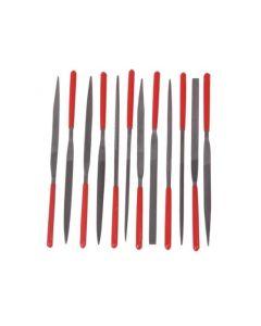 Jeweler's needle File Set (12 Assorted)