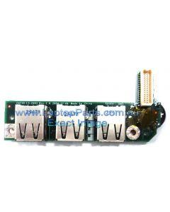 Toshiba Satellite A80 (PSA80A-03Y009)  USB Board 3xUSB K000022390