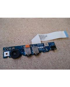 Toshiba Satellite M50 (PSM53A-00L003)  AUDIO BOARD WKS K000032320