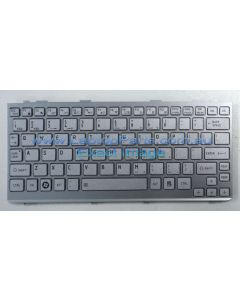 Toshiba Netbook NB200 (PLL23A-00501G)  KEYBOARD   USAustralia SILVER K000072290
