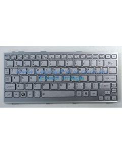 Toshiba Netbook NB200 (PLL23A-00C01G)  KEYBOARD   USAustralia SILVER K000072290