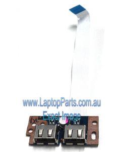Toshiba Satellite L500 (PSLS0A-016002)  USB BOARD K000076890