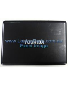 Toshiba Satellite L500 (PSLJ3A-01R015) Replacement Laptop LCD Back Cover K000078060 USED