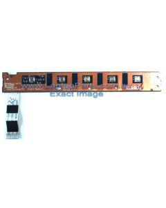 Toshiba Satellite L550 (PSLW8A-01101F)  SWITCH BOARD 5B K000079730