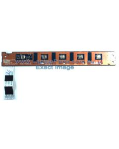 Toshiba Satellite Pro L550 (PSLW9A-00X00N)  SWITCH BOARD 5B K000079730
