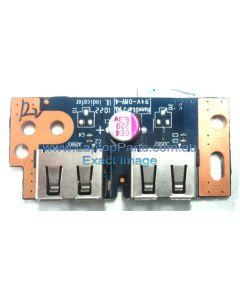 Toshiba Satellite L550 (PSLW8A-01101F)  USB BOARD K000079860