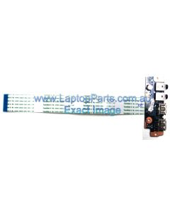 Toshiba Satellite Pro L670 (PSK3FA-01U01H)  USB BOARD K000099240