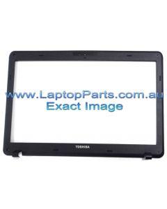 Toshiba Sat Pro C660 (PSC0MA-01K00V) LCD MASK BLACK  K000111350