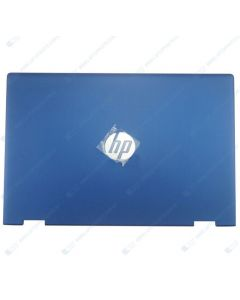 HP 14-CD 14-CD0008TU Replacement Laptop LCD Back Cover BLUE