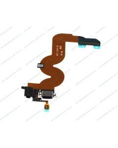 Apple iPod Touch 5 5th Gen charging port flex cable with handsfree port Black - AU Stock