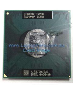 Toshiba Satellite A110-195 (PSAB0E-00F00KAR) Replacement Laptop CPU 1.73GHz Core Duo LF80539 T2250