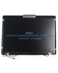 Asus W7J W7F Replacement Laptop LCD Display Assembly Include Hinges, LCD Cable, WiFi Cable, LCD Back Cover, LCD Bezel, LCD Screen and Webcam 70-NHQ2L1001 LTD133EX2Z NEW
